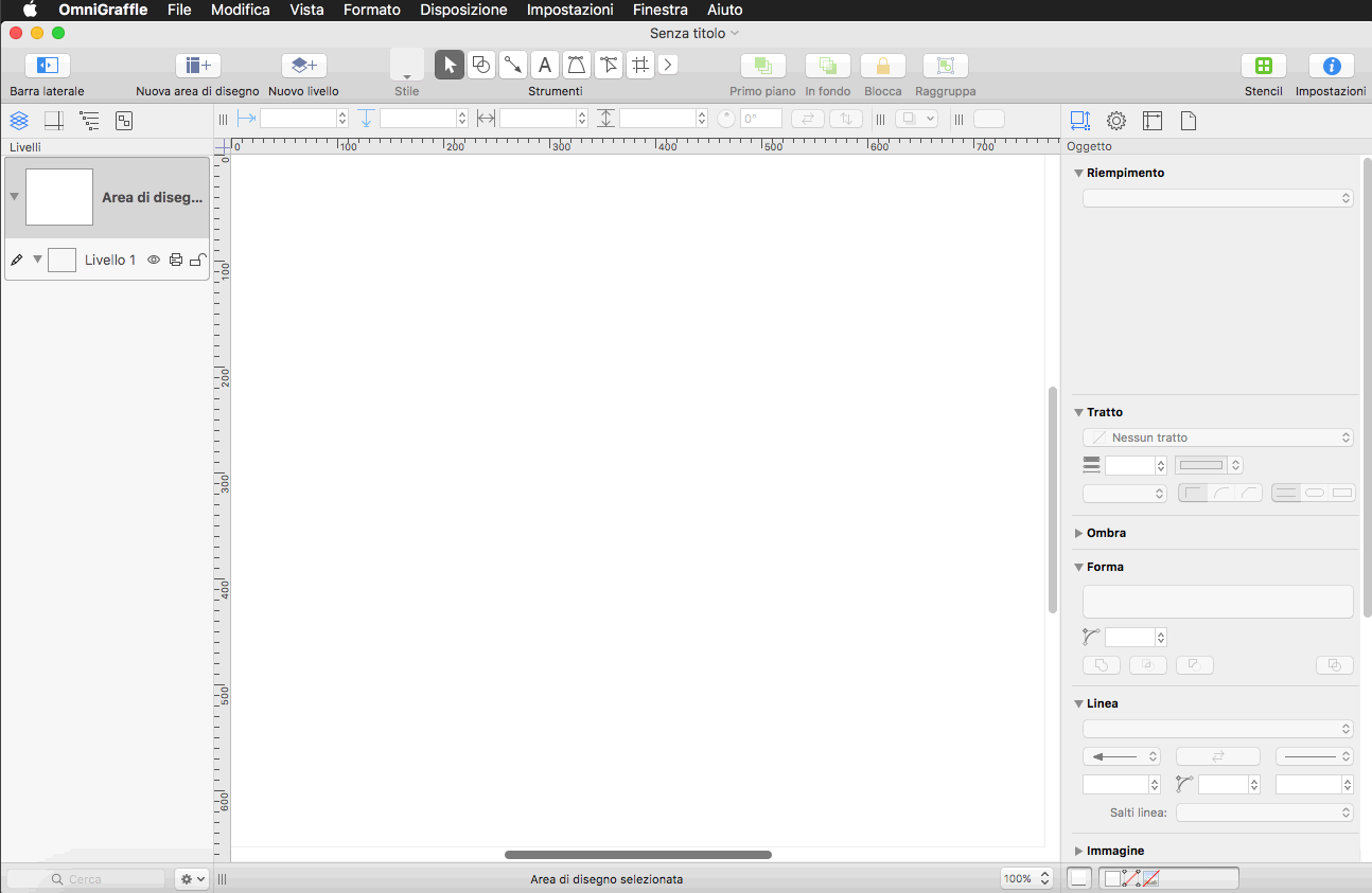 [MAC] OmniGraffle Pro 7.9.3 MacOSX - ITA
