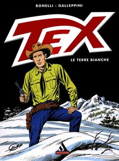 Super Miti 63 - Tex. Le terre bianche (2010)