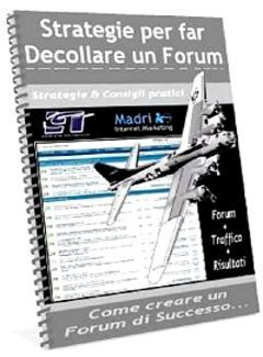 Giorgio Taverniti - Strategie per far decollare un forum (2006)