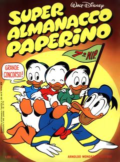 Super Almanacco Paperino Serie I n. 5 (1978)