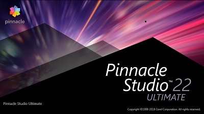 Pinnacle Studio Ultimate v22.0.1.146 64 Bit + Content Pack - Ita