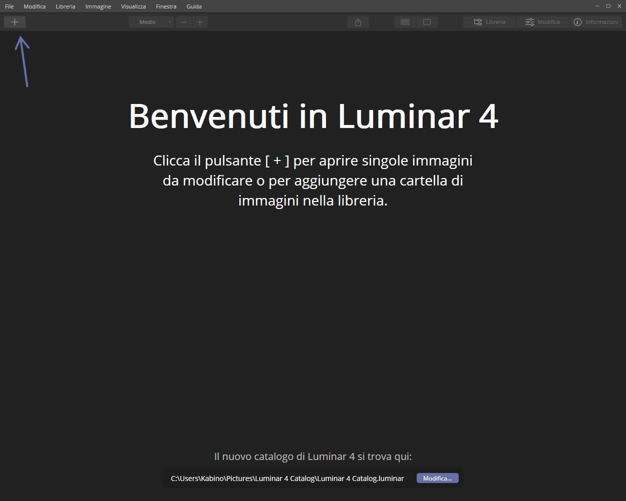 Luminar v4.3.0.7119 x64 - ITA