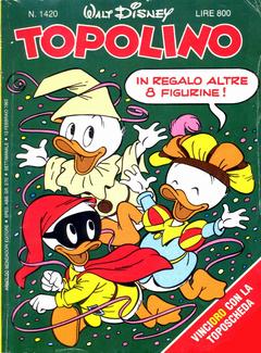 Topolino n.1420 (1983)