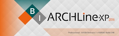 ARCHLine.XP 2016 R1 v16.0.1.248 64 Bit - Ita