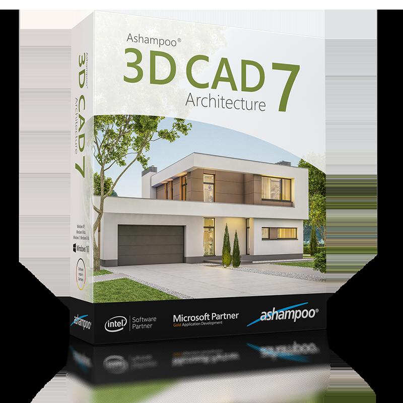 Ashampoo 3D CAD Architecture v8.0.0 64 Bit - Ita