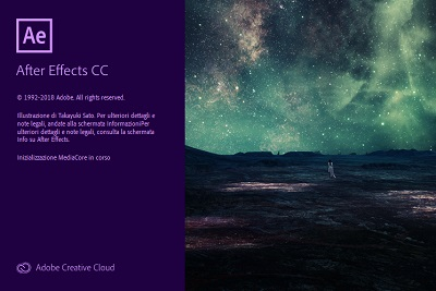 Adobe After Effects CC 2019 v16.0.0.235 64 Bit - Ita