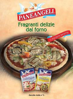 Paneangeli - Fragranti delizie dal forno n. 3