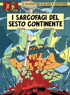 Le Avventure di Blake e Mortimer n.13 - I sarcofagi del sesto continente 2 (2004)