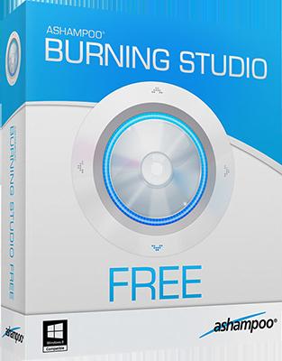 Ashampoo Burning Studio Free v1.20.1 - Ita