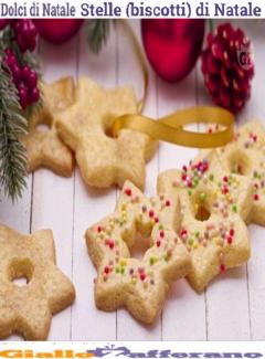 Biscotti Di Natale Ricette Giallo Zafferano.Giallo Zafferano Stelle Biscotti Di Natale 2015 Hawk