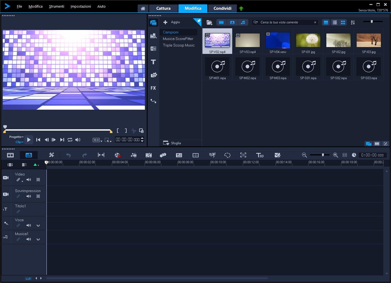 Corel VideoStudio Ultimate 2019 v22.3.0.433 x64 - ITA
