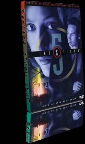 X-Files - Stagione 5 (1997) [Completa] .mkv HDTVMux 1080i AC3 - ITA