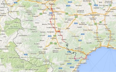 Torino savona 1 3 maggio 2015 forum ilcicloviaggiatore for Planimetrie del faro