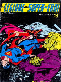 La Legione dei Super-eroi n. 7 (1980)