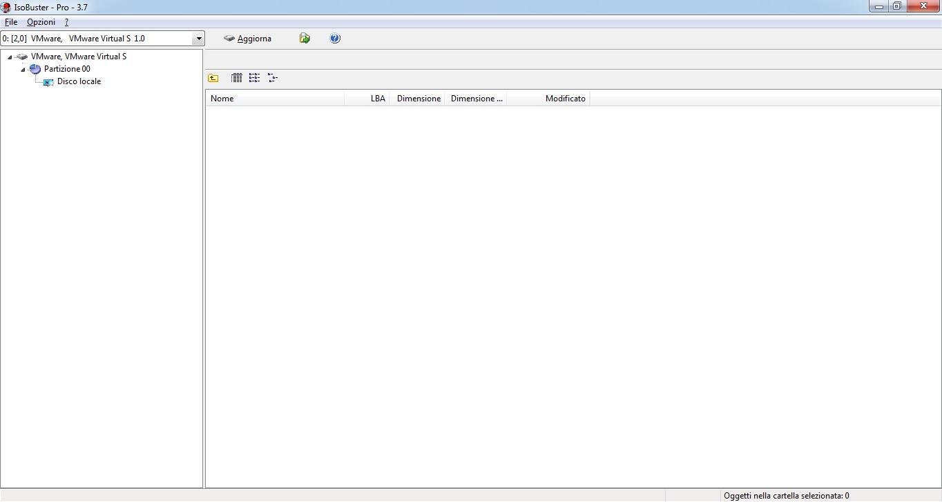 IsoBuster Pro 4.3 Build 4.3.0.00 - ITA