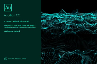 Adobe Audition CC 2019 v12.1.0.182 64 Bit - ITA