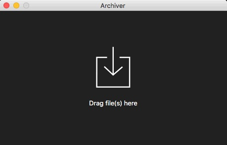 [MAC] Archiver 3.0.9 macOS - ENG