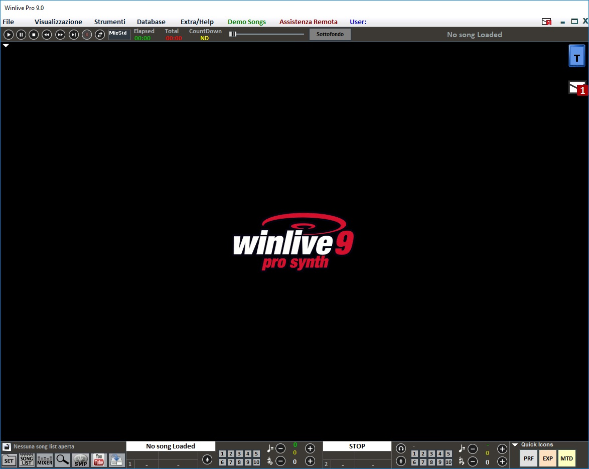 Pro Music Software WinLive Pro Synth 9.0.15 - ITA