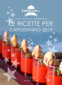 Aa. Vv. - Le ricette per Capodanno 2019 (2018)