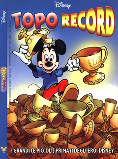 Super Disney 27 - Topo Record (2003)