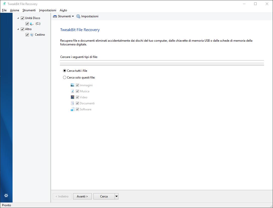 [PORTABLE] TweakBit File Recovery v8.0.20 Portable - ENG