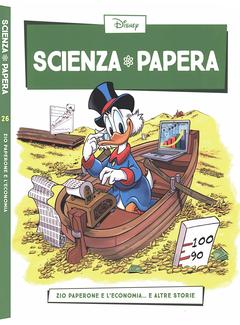 Scienza Papera 26 - Zio Paperone e l'economia (2016)