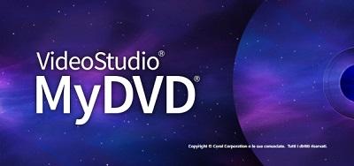 Corel VideoStudio MyDVD v3.0.122.0 - ITA