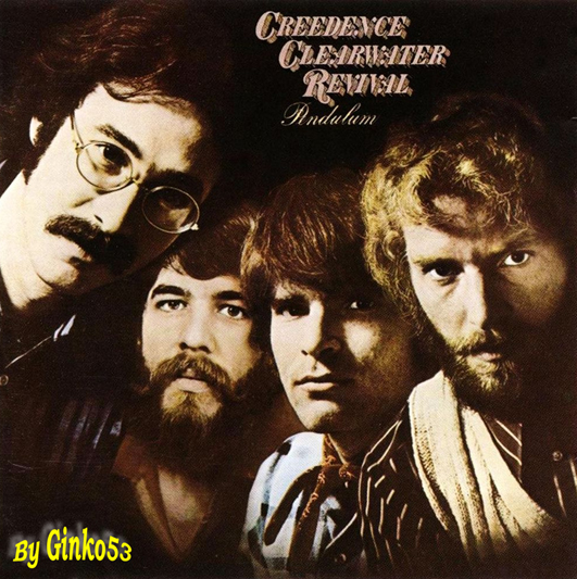 Creedence Clearwater Revival - Pendulum (1970)
