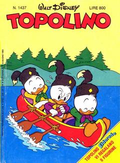 Topolino n.1437 (1983)