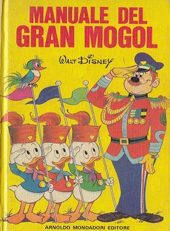 Walt Disney - Manuale del Gran Mogol (1980)