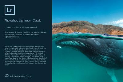 [PORTABLE] Adobe Lightroom Classic CC 2020 v9.0.0.10 64 Bit   - Ita