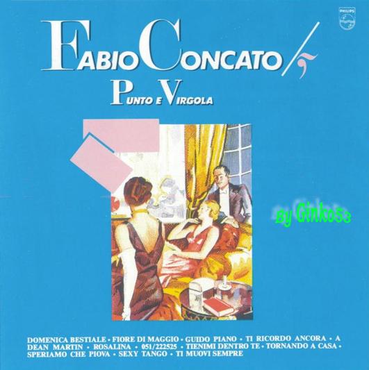 Fabio Concato - Punto e Virgola (1991)