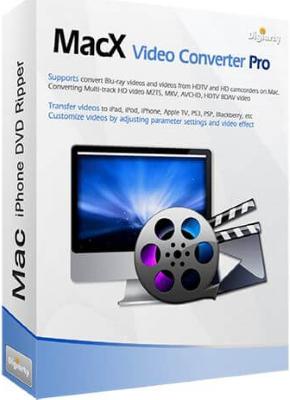 MacX HD Video Converter Pro 5.16.2 Build 01.12.2020 - ITA