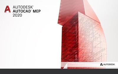 Autodesk AutoCAD MEP 2020.1 & 2020.0.2 64 Bit - Ita