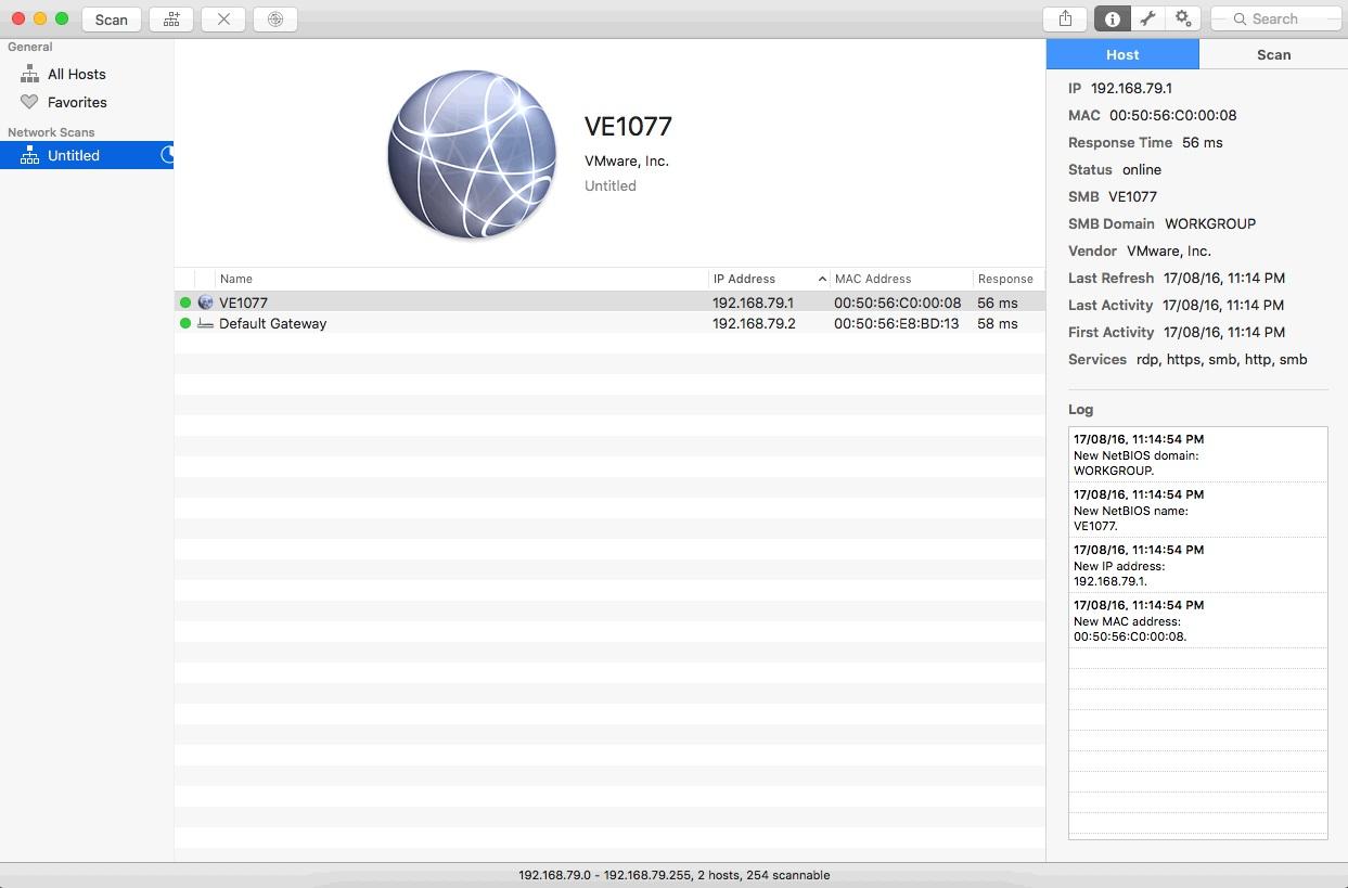 [MAC] Network Radar 2.8 macOS - ENG
