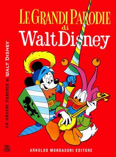 I Classici di Walt Disney n  3 Serie I - Le Grandi Parodie