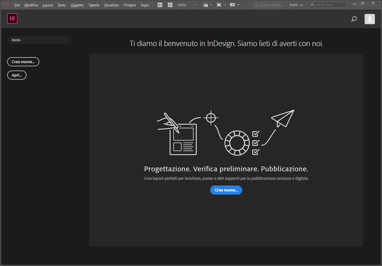 Adobe InDesign 2020 v15.0.1.209 64 Bit - ITA