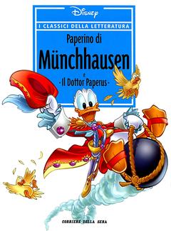 I Classici della Letteratura Disney n. 10 - Paperino di Munchhausen (2006)