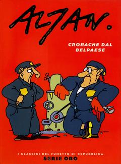 I Classici del Fumetto di Repubblica Serie Oro n. 29 - Altan. Cronache dal Belpaese (2005)