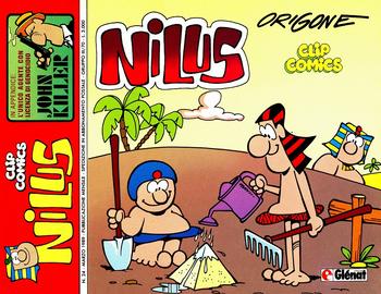Clip Comics - Nilus 24 (1989)
