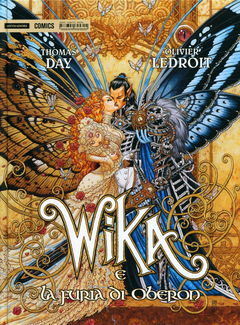 Mondadori Prima 06 - Wika 1. Wika e la furia di Oberon (2014)