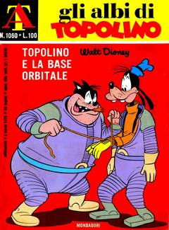 Gli Albi di Topolino n. 1060 - Topolino e la base orbitale (1975)