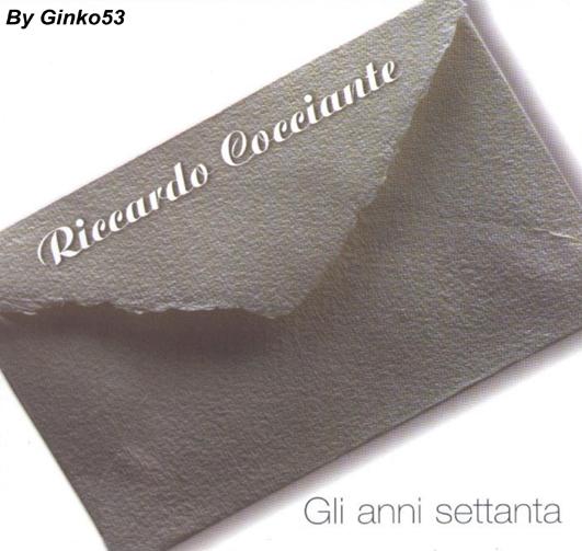 Cover Album of Riccardo Cocciante - Gli Anni Settanta (1998)