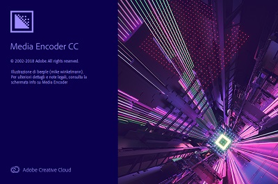 Adobe Media Encoder 2020 v14.1.0.146 Beta - Ita