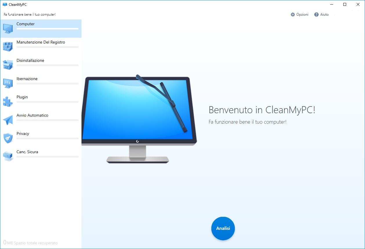 MacPaw CleanMyPC v1.10.6.2044 - ITA