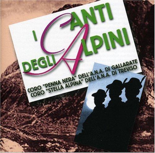 Cori Penna Nera e Stella Alpina – I Canti degli Alpini (2000) .mp3 320 kbps