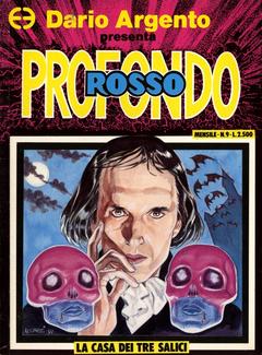 Dario Argento presenta Profondo rosso n. 09 - La casa dei tre salici (1991)