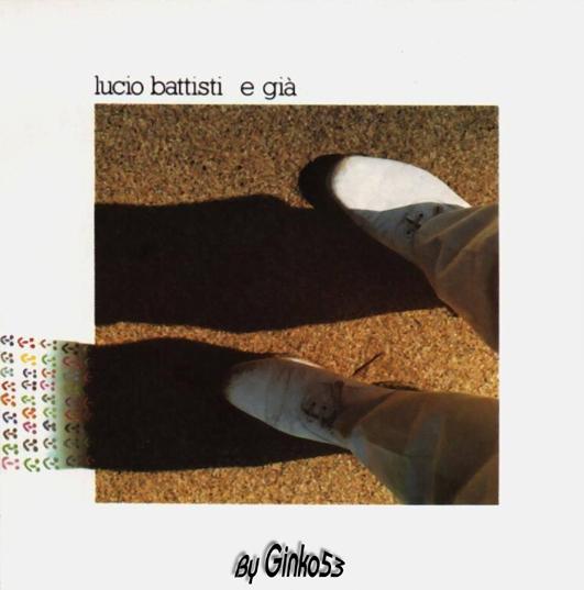 Cover Album of Lucio Battisti - E Gia' (1982)
