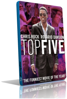 Top Five (2014) HD m720p iTA ENG AC3 x264