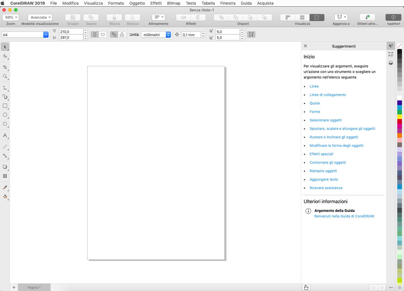 [MAC] CorelDRAW Graphics Suite 2019 v21.0.0.593 macOS - ITA